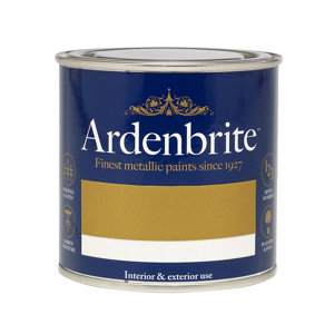 Image of Ardenbrite Brown Metallic effect Multi-surface Special effect paint 250ml