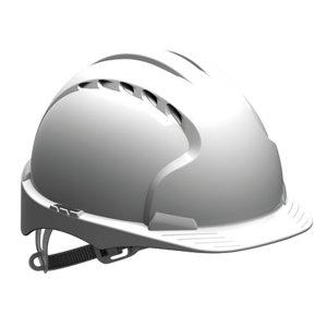 Image of JSP White Invincible® EVO®2 Safety helmet