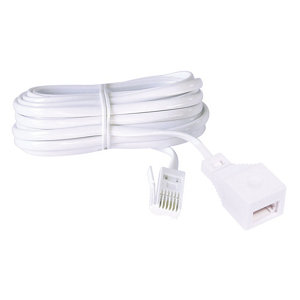 Image of Tristar Telephone extension lead 5m
