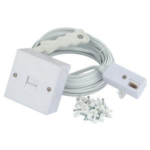 Image of Tristar Telephone extension kit 10m