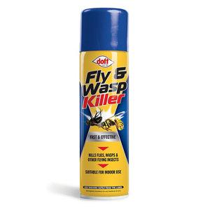 Image of Doff Fly & wasp killer aerosol 300g