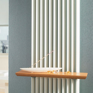 Image of Jaga Beech effect Radiator Shelf (L)400mm (D)261mm