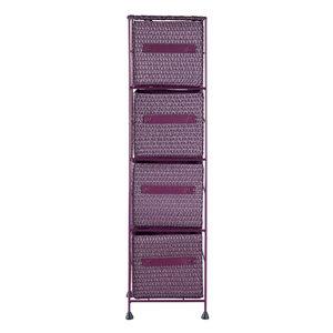 Image of Form Heavy duty Purple Storage box of 1