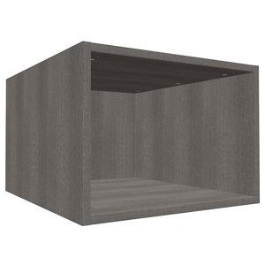 Form Darwin Modular Grey oak effect Bridging cabinet (H)352mm (W)500mm (D)566mm