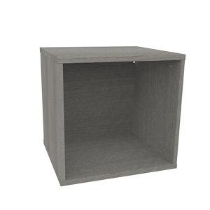 Image of Form Oppen Grey oak effect Wall unit (H)482mm (W)499mm (D)450mm