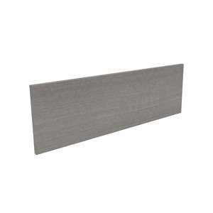 Image of Form Oppen Grey oak effect Door/Drawer front (H)237mm (W)747mm