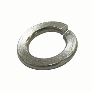Image of Easyfix M5 A2 stainless steel Split ring Washer Pack of 100