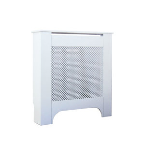 Mayfair Mini White Radiator cover