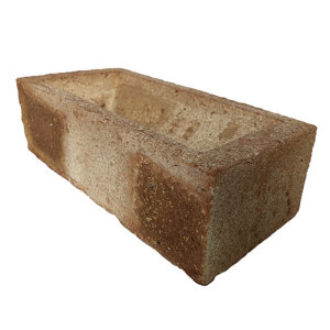 Image of Mixed Common Facing brick (L)215mm (W)102.5mm (H)65mm Pack of 390