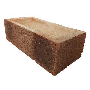 Image of Brown Sandfaced Facing brick (L)215mm (W)102.5mm (H)65mm