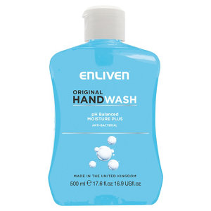 Image of Enliven Original Anti bacterial Hand wash 500ml