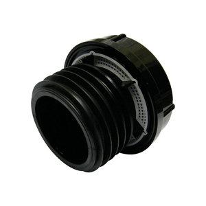 FloPlast Black Push-fit Air admittance valve  (Dia)110mm