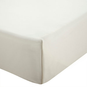 Image of Chartwell Cream Single Flat sheet