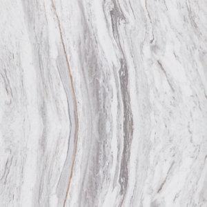 Splashwall Elite Matt Marmo linea 1 sided Shower Wall panel kit (L)2420mm (W)1200mm (T)11mm
