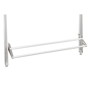 Spacepro Relax White Shoe rack (H)100mm (W)1220mm