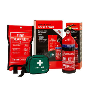 Image of Firechief FHSP1 Fire safety kit