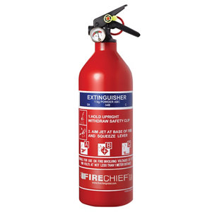 Image of Firechief Dry powder Fire extinguisher