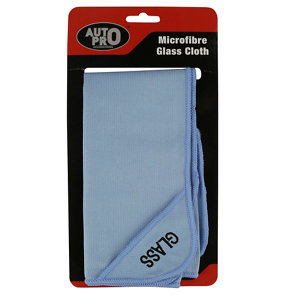 Image of AutoPro accessories Microfibre Glass Cloth