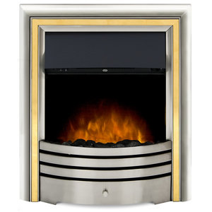 Image of Adam Astralis Black Electric Fire