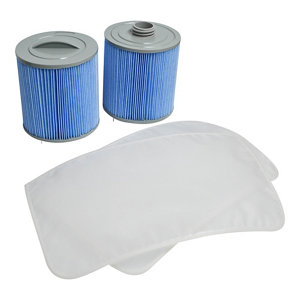 Canadian Spa Company Microban Hot tub Spa filter Pack of 2