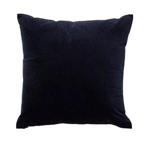 Image of Valgreta Plain Deep navy Cushion