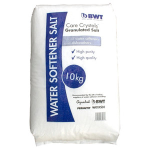 Image of BWT Granulated Dishwasher Water softener salt 10kg