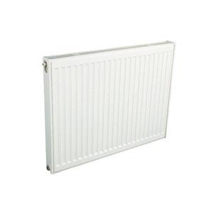 Image of Kudox Type 11 Single Panel Radiator White (W)1100mm (H)600mm