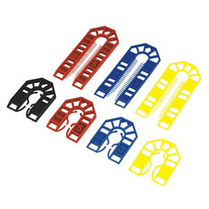 Image of Backpackers Plastic Shims Pack of 100