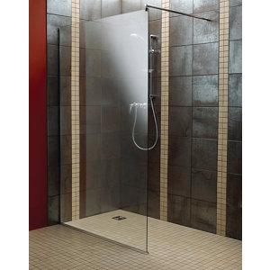Image of Aquadry Straight Shower screen (W)1200mm