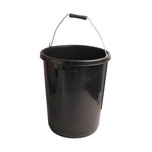 Image of Active Black Plastic 30L Mixing bucket