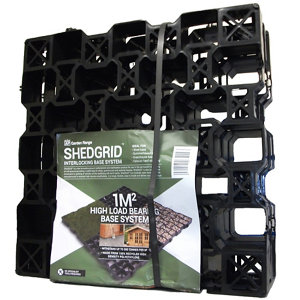Image of Active Products Plastic Grid Shed base