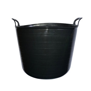 Image of Birmingham Innovations Black Polyethylene 73L Flexi tub