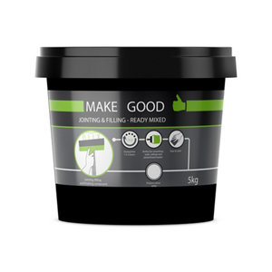 Image of Make Good Plasterboard Jointing filling & finishing compound 5kg Tub