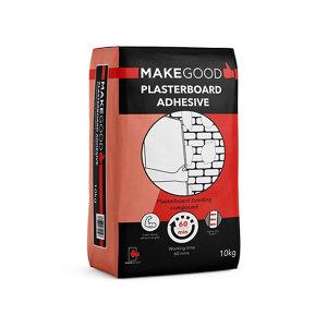 Image of Make Good Driwall Plasterboard adhesive 10kg Bag