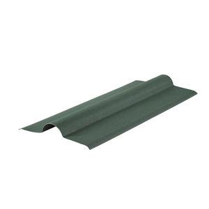 Corrubit Green Ridge capping (L)1000mm (W)450mm