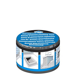Image of Roof pro Grey Flashing Tape (L)10m (W)100mm