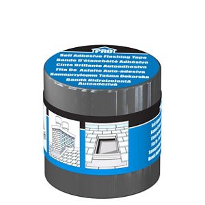 Image of Roof pro Grey Flashing Tape (L)10m (W)150mm
