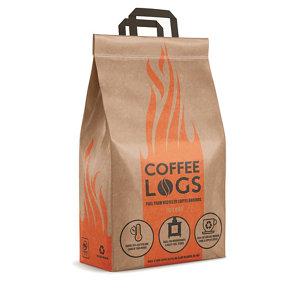 Image of bio-bean Coffee logs 8kg