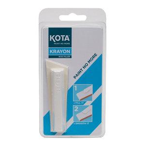 Image of KOTA MDF mouldings White Filler