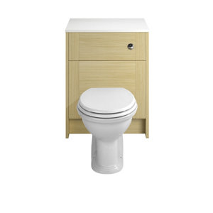 Image of Cooke & Lewis Montague Back to wall Toilet