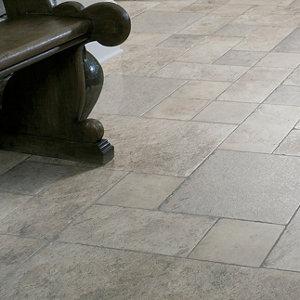 Image of Colours Leggiero Grey Stone effect Laminate flooring 1.86m² Pack