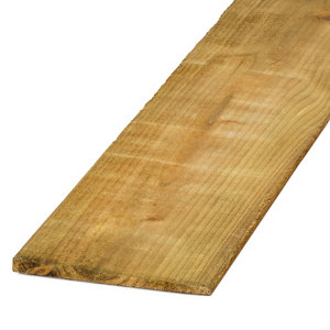 Image of Spruce Cladding (L)3m (W)150mm (T)11mm Pack of 6