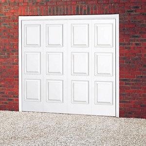 Image of Dakota Made to measure Framed Retractable Garage door
