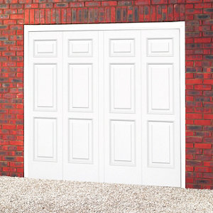 Image of Manhattan Made to measure Framed Retractable Garage door