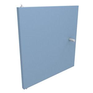 Image of Form Konnect Blue Door (H)322mm (W)322mm