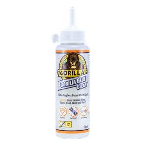 Image of Gorilla Clear Liquid Adhesive 170ml