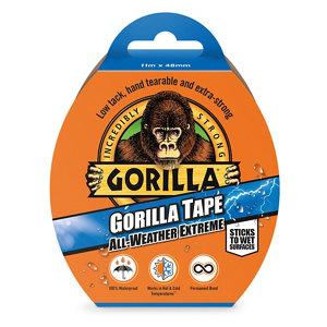 Image of Gorilla Black Cloth Tape (L)11m (W)48mm