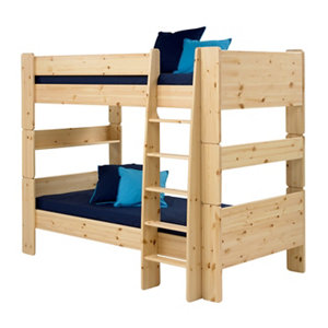 Image of Wizard Pine effect Bunk bed