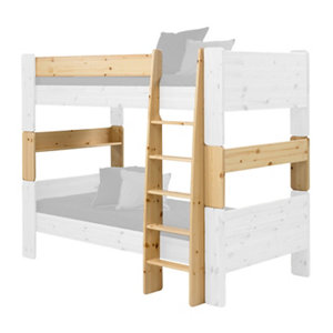 Image of Wizard Pine effect Single Bunk bed extension kit