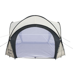 Image of Lay-Z-Spa Beige Plastic Dome